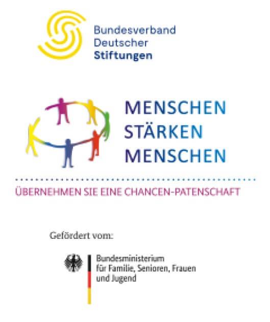 Job Mentoring München wird gefördert durch das Bundesprogramm Menschen stärken Menschen des Bundesfamilienministerium
